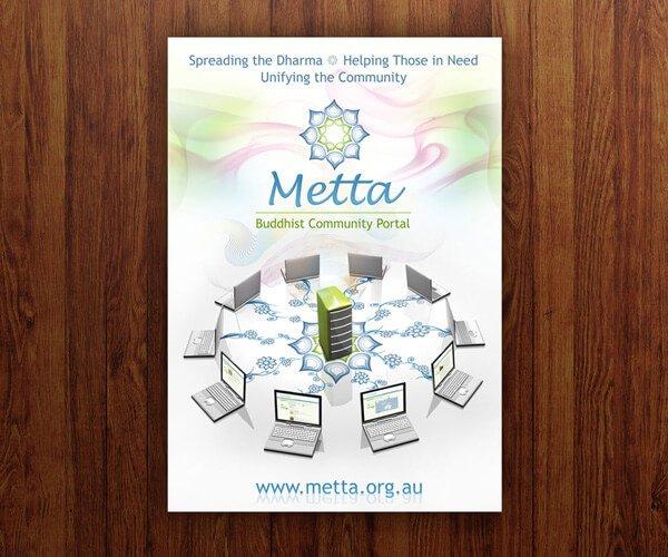 Metta Poster Design